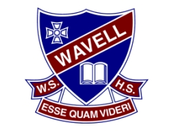 Back to School at Wavell for 2014